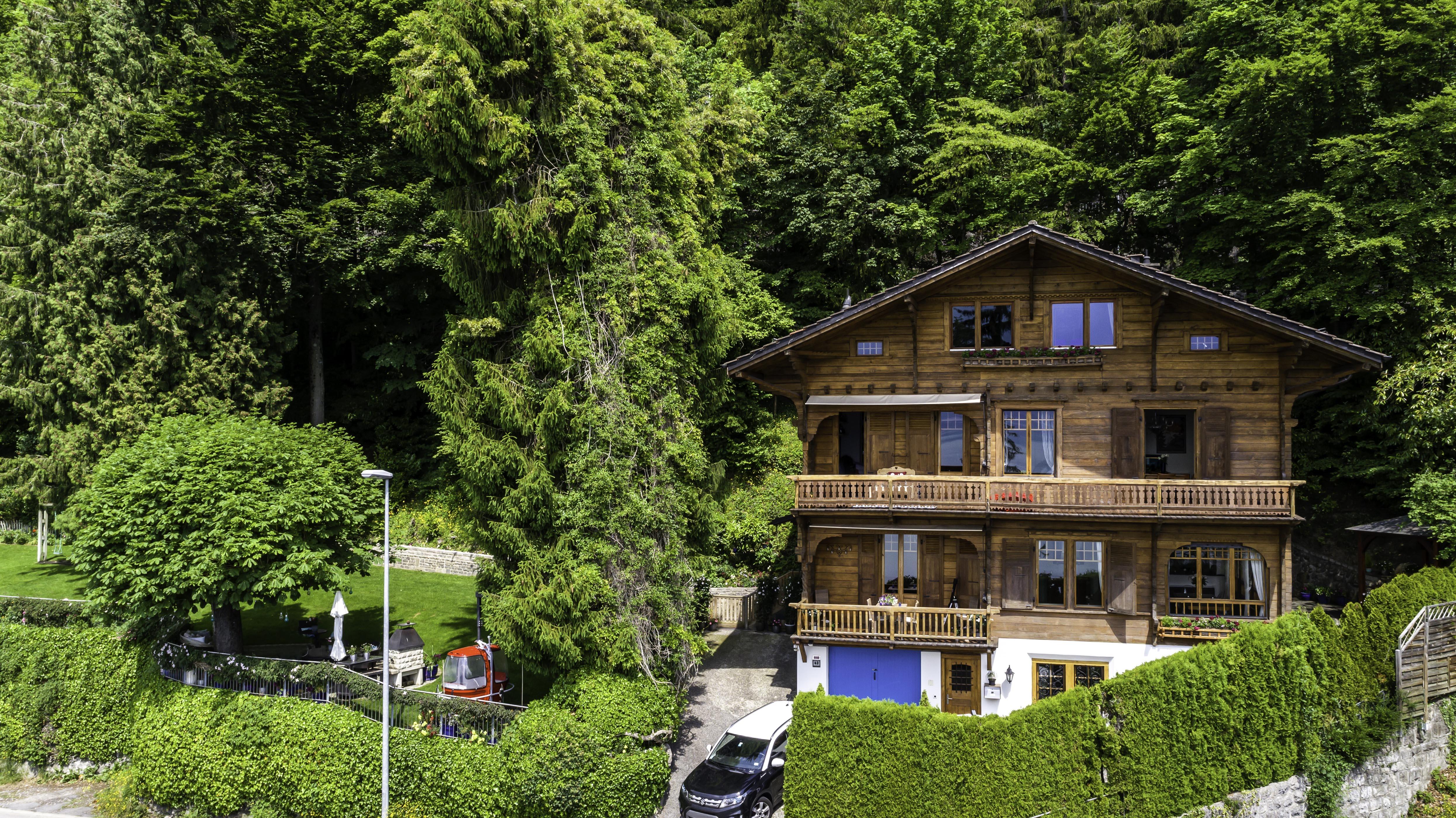 Mont-Fleuri Chalet, Switzerland