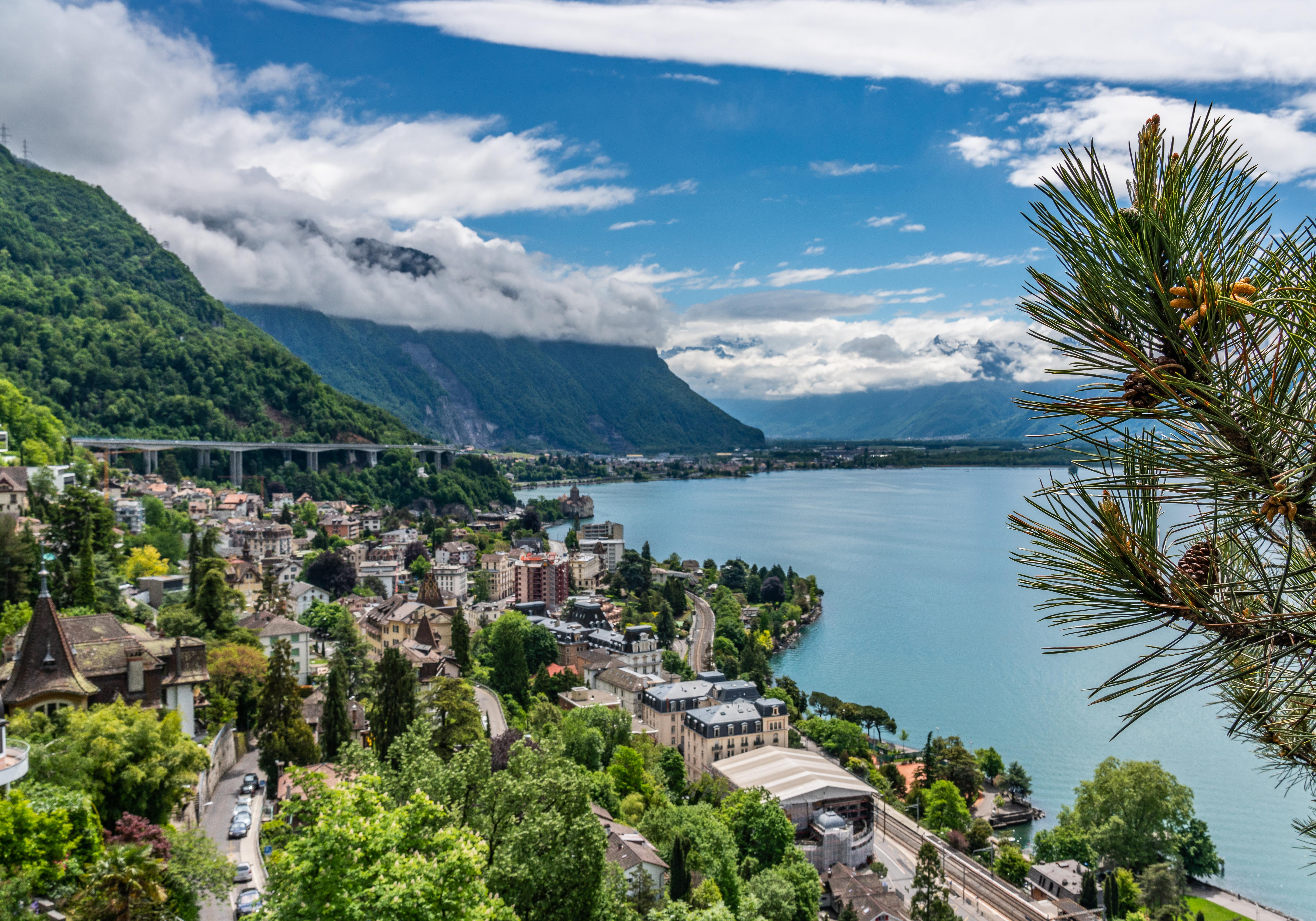 Properties, Montreux, Switzerland