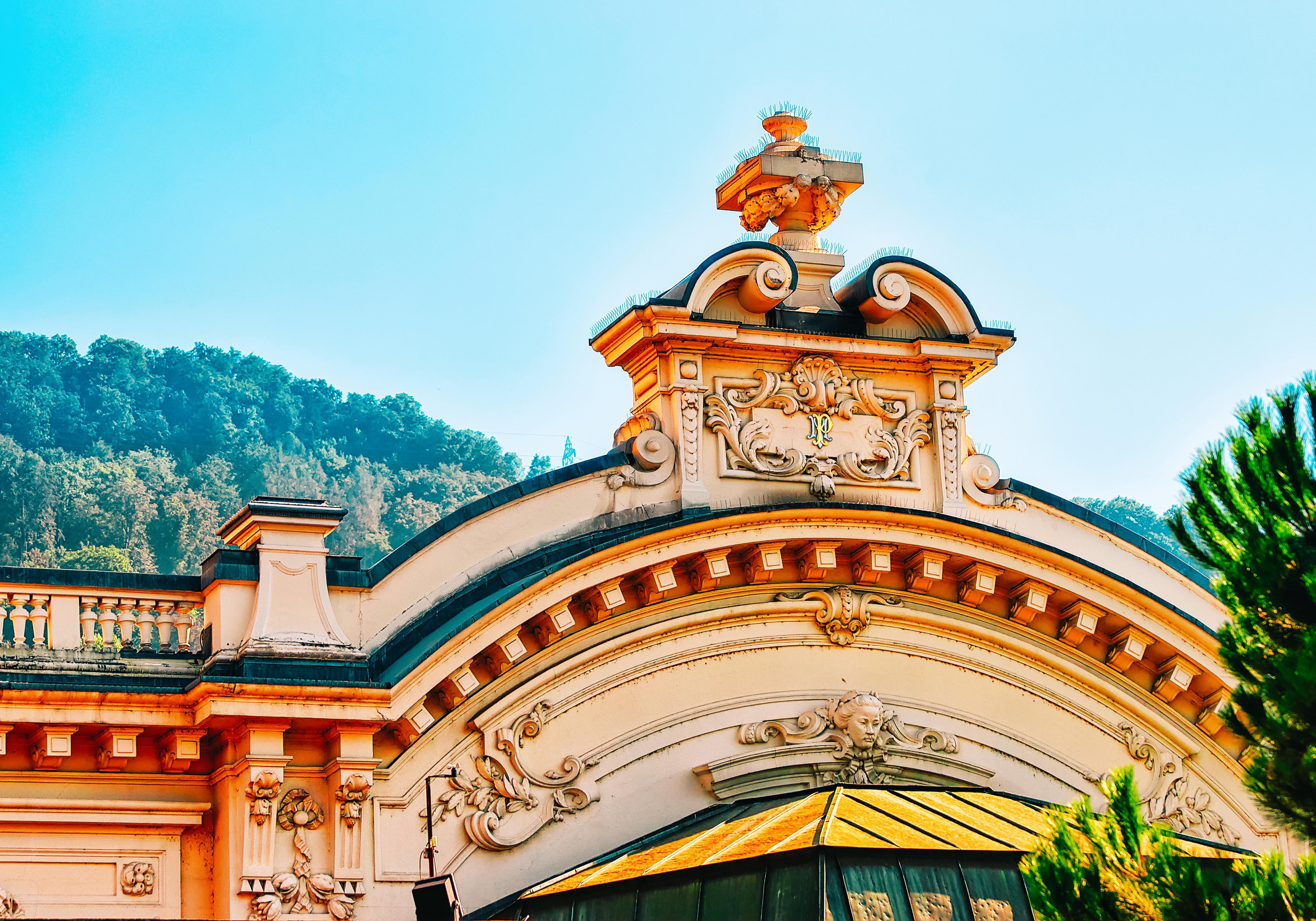 Summer, Montreux, Switzerland