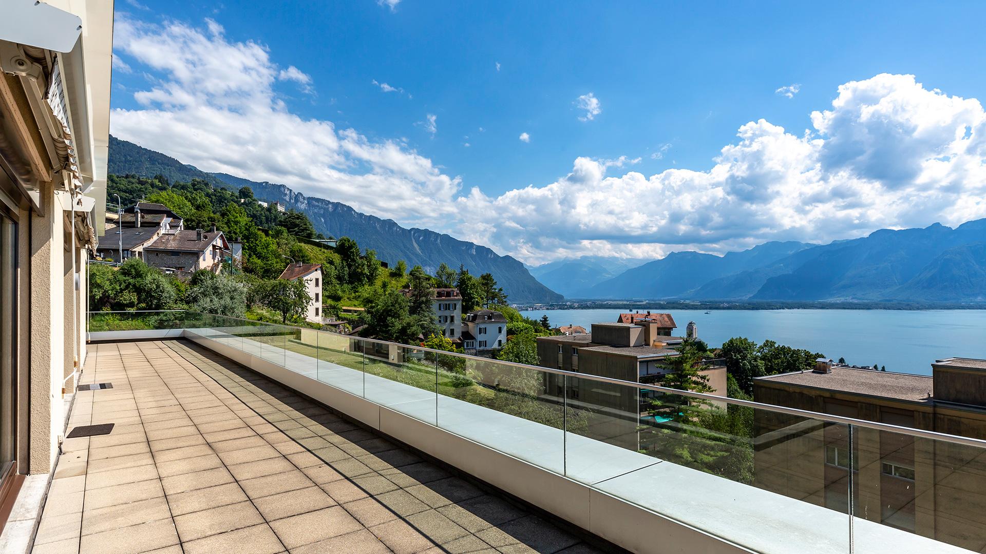 Caudraz Penthouse Apartments, Switzerland