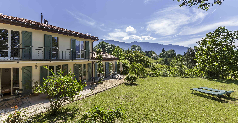 Villa Clarens Chalet, Switzerland
