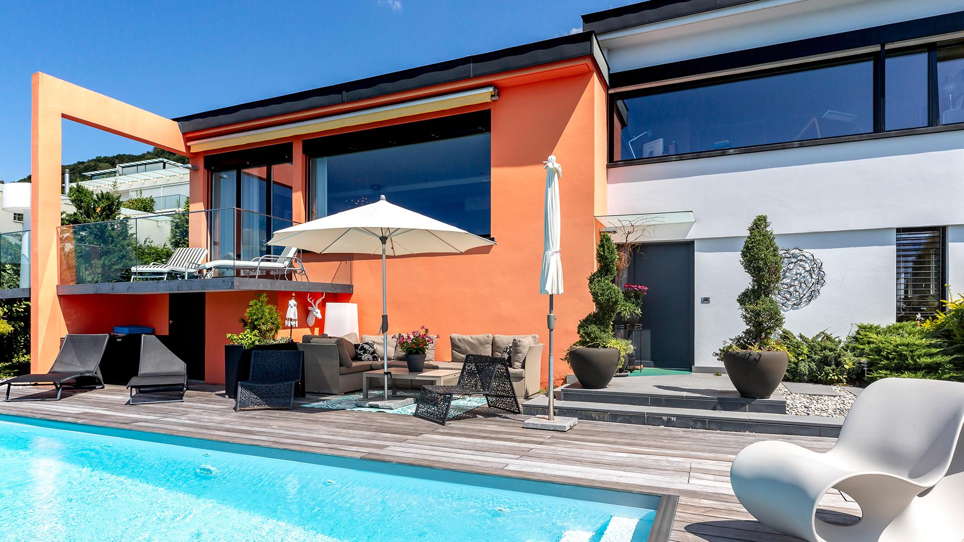 Villa Rodioz Chalet, Switzerland
