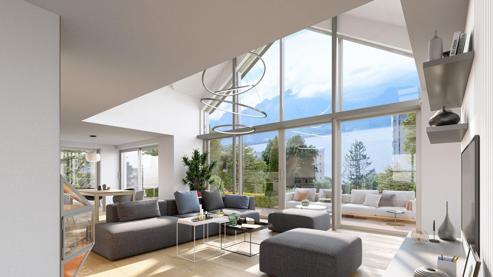 Villa Vey Apartments, Switzerland