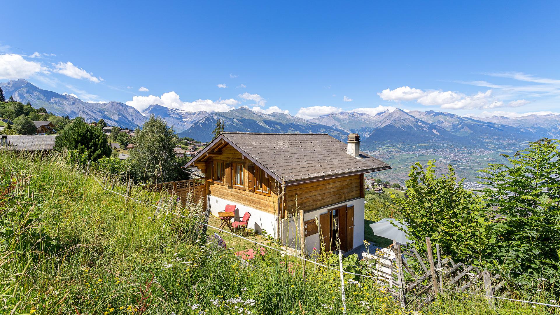 Chalet Cartes Chalet, Switzerland