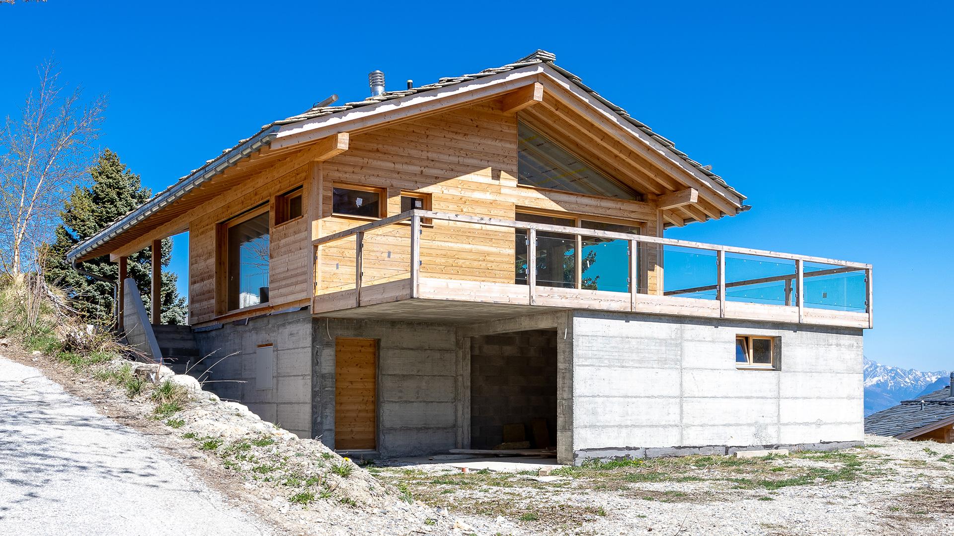 Chalet Pacifique Chalet, Switzerland