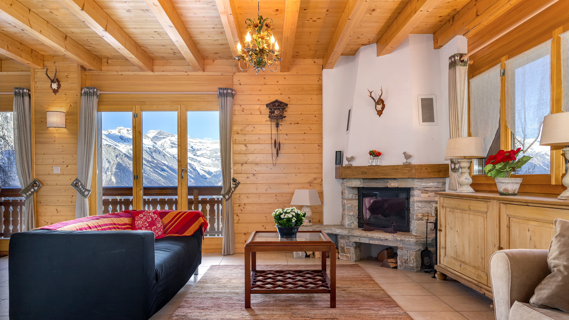 Chalet Papillon Chalet, Switzerland