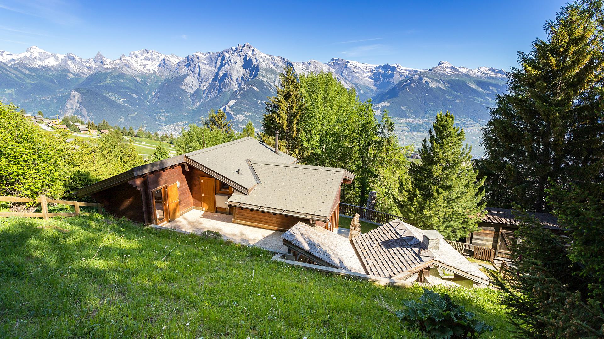 Chalet Sofleu Chalet, Switzerland