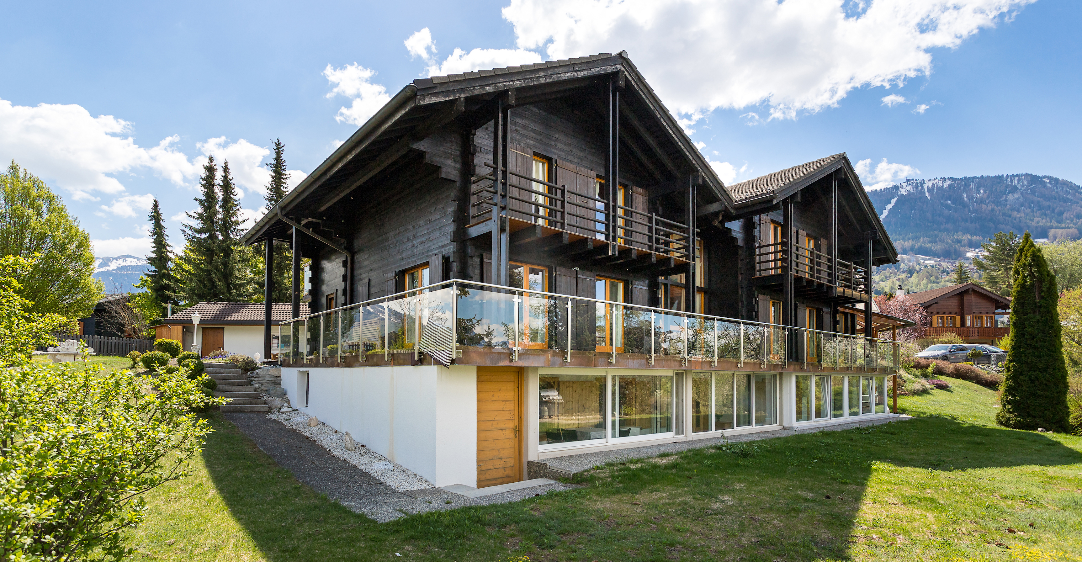 Chalet Ueli Chalet, Switzerland