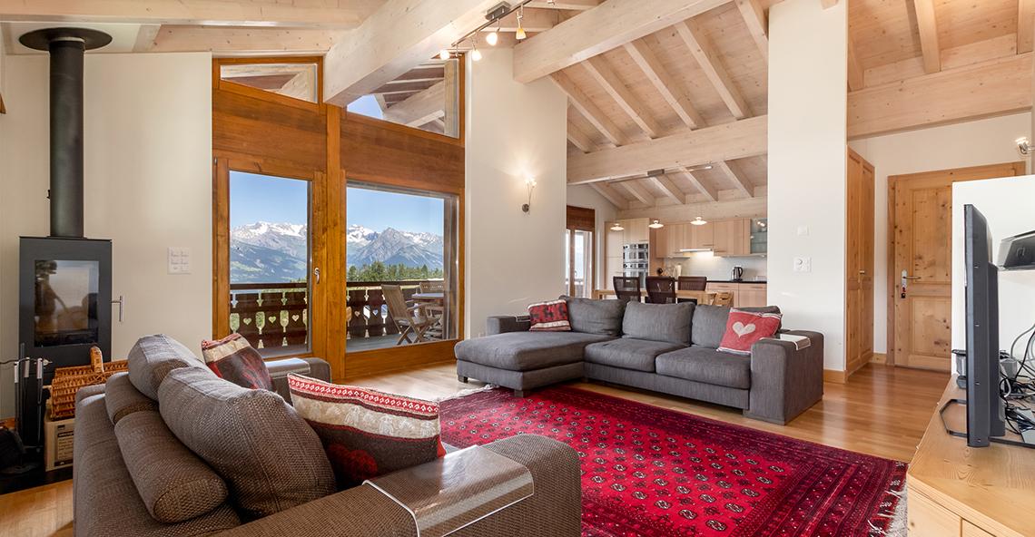 Le Chardon Bleu Apartments, Switzerland