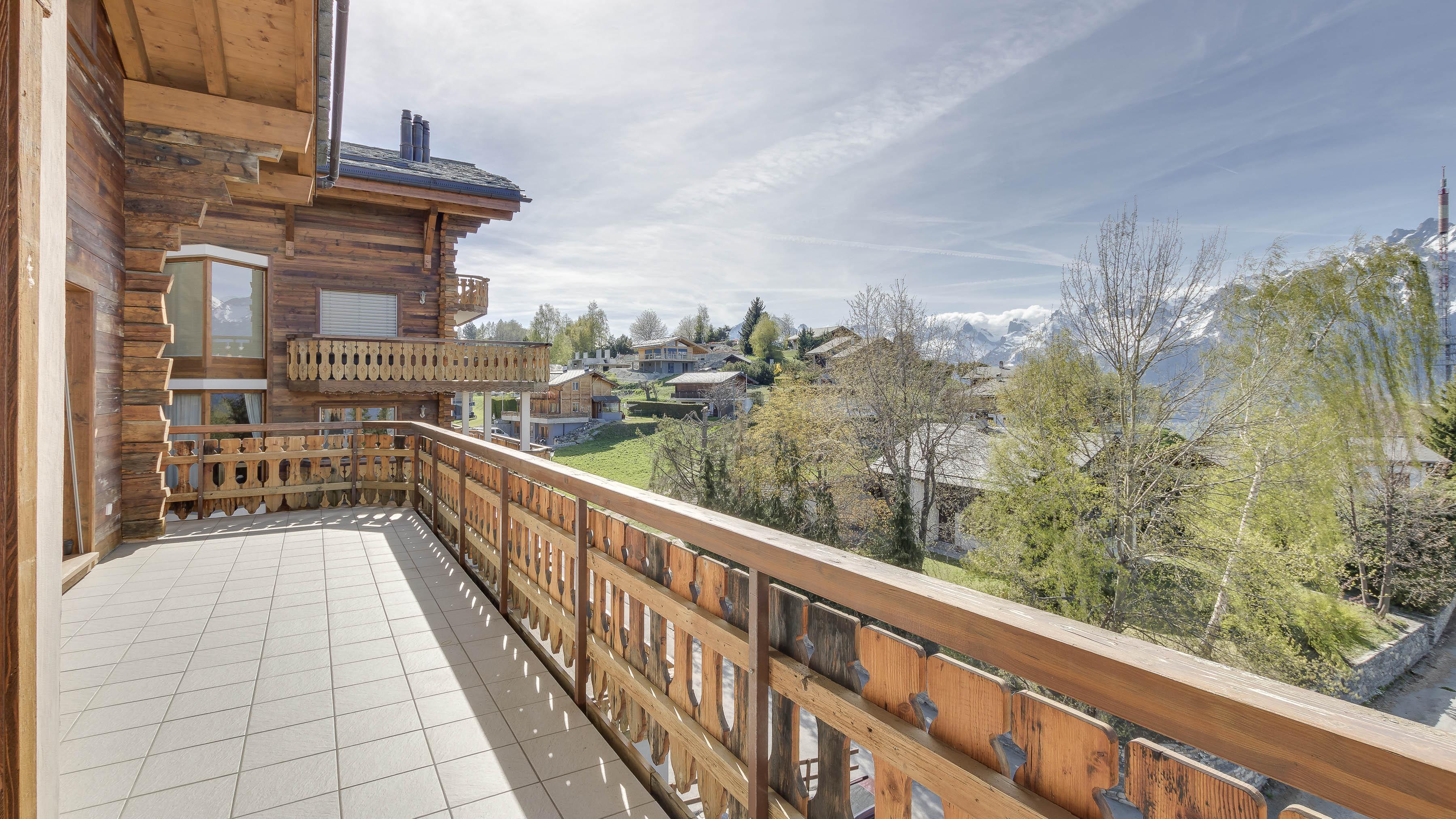 Cimes Blanches Apartments, Switzerland