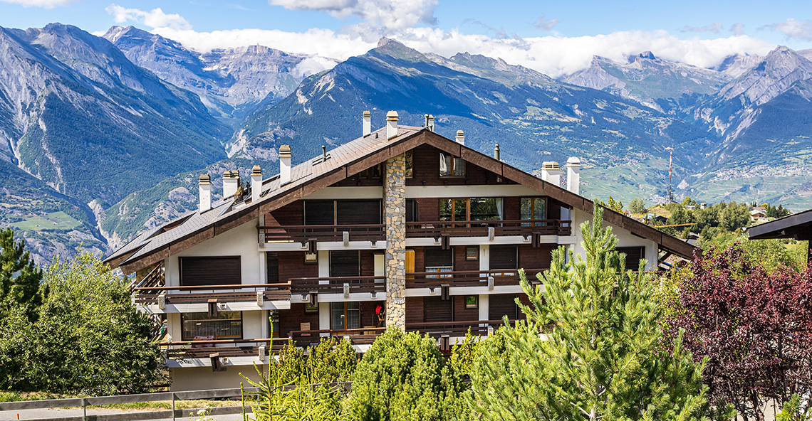Dent de Nendaz Apartments, Switzerland