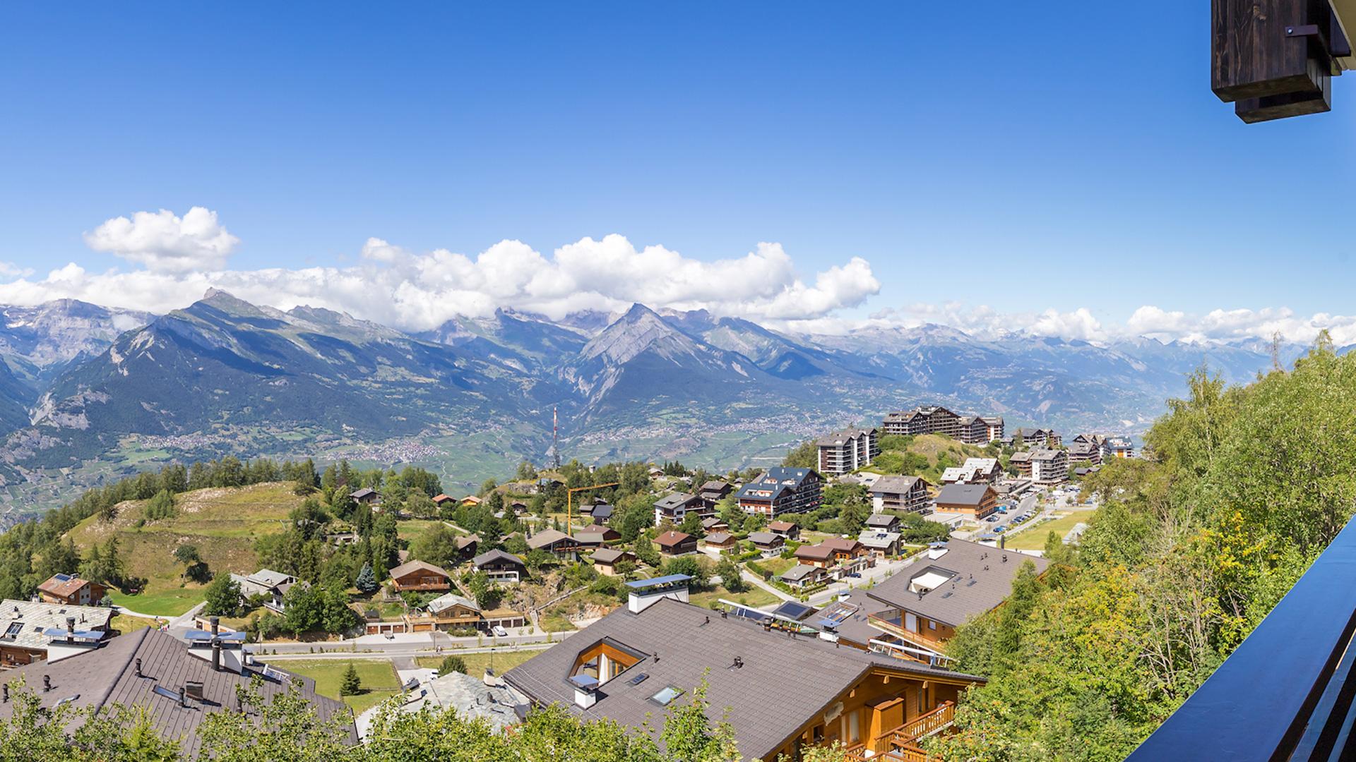Dent de Nendaz Apartments, Switzerland