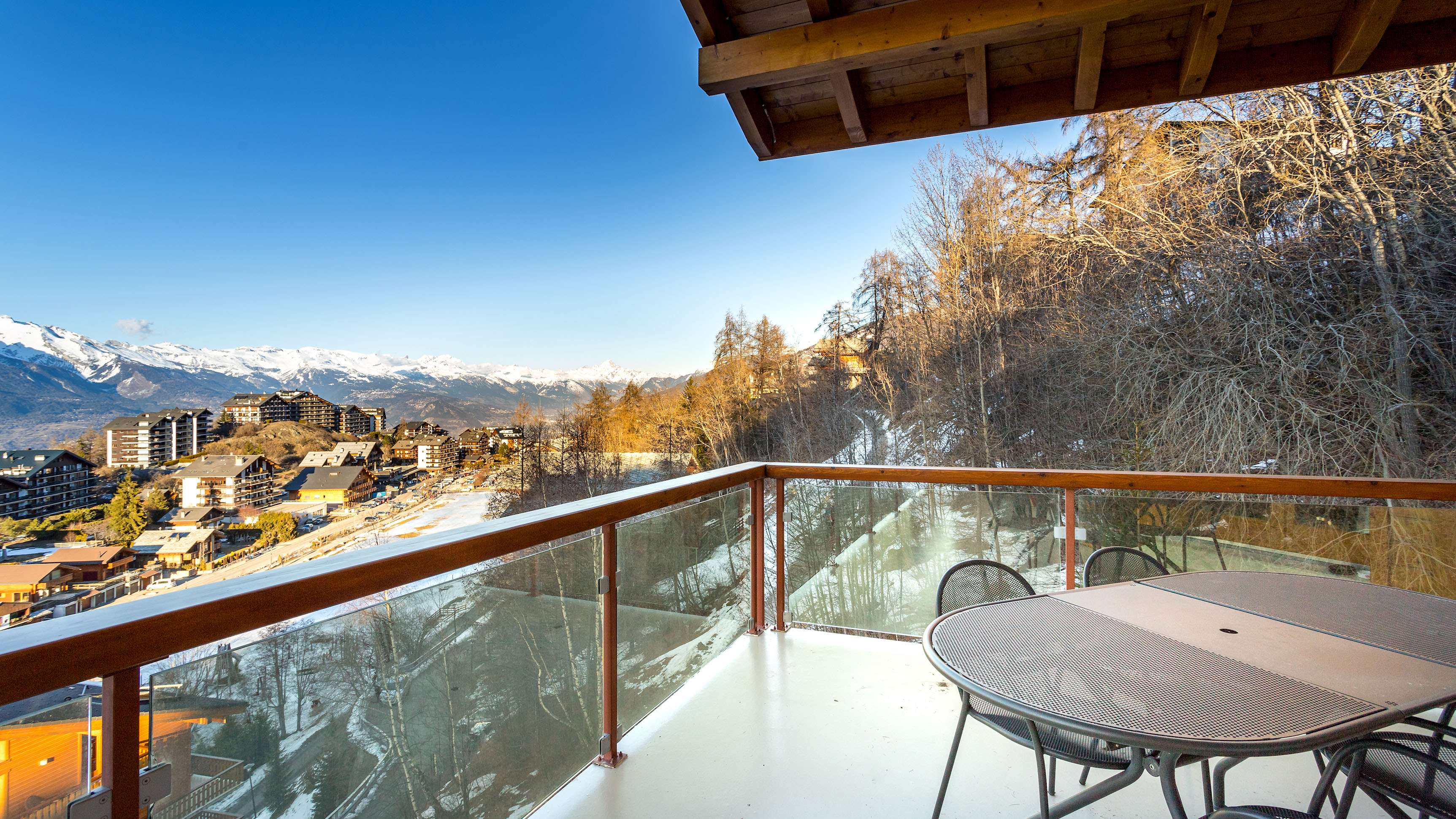 Domaine des Reines Apartments, Switzerland