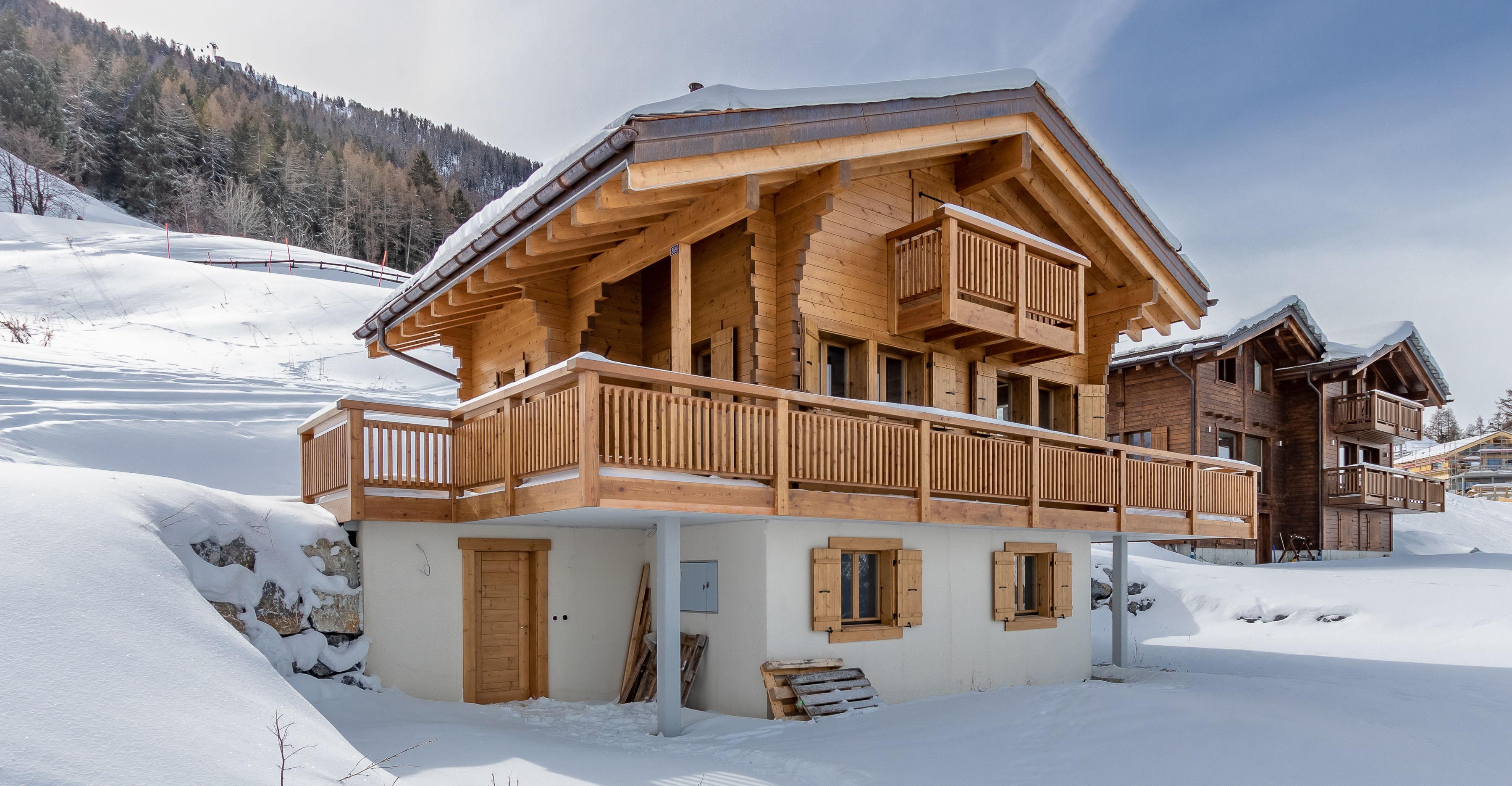 Chalet Les Cleves Chalet, Switzerland