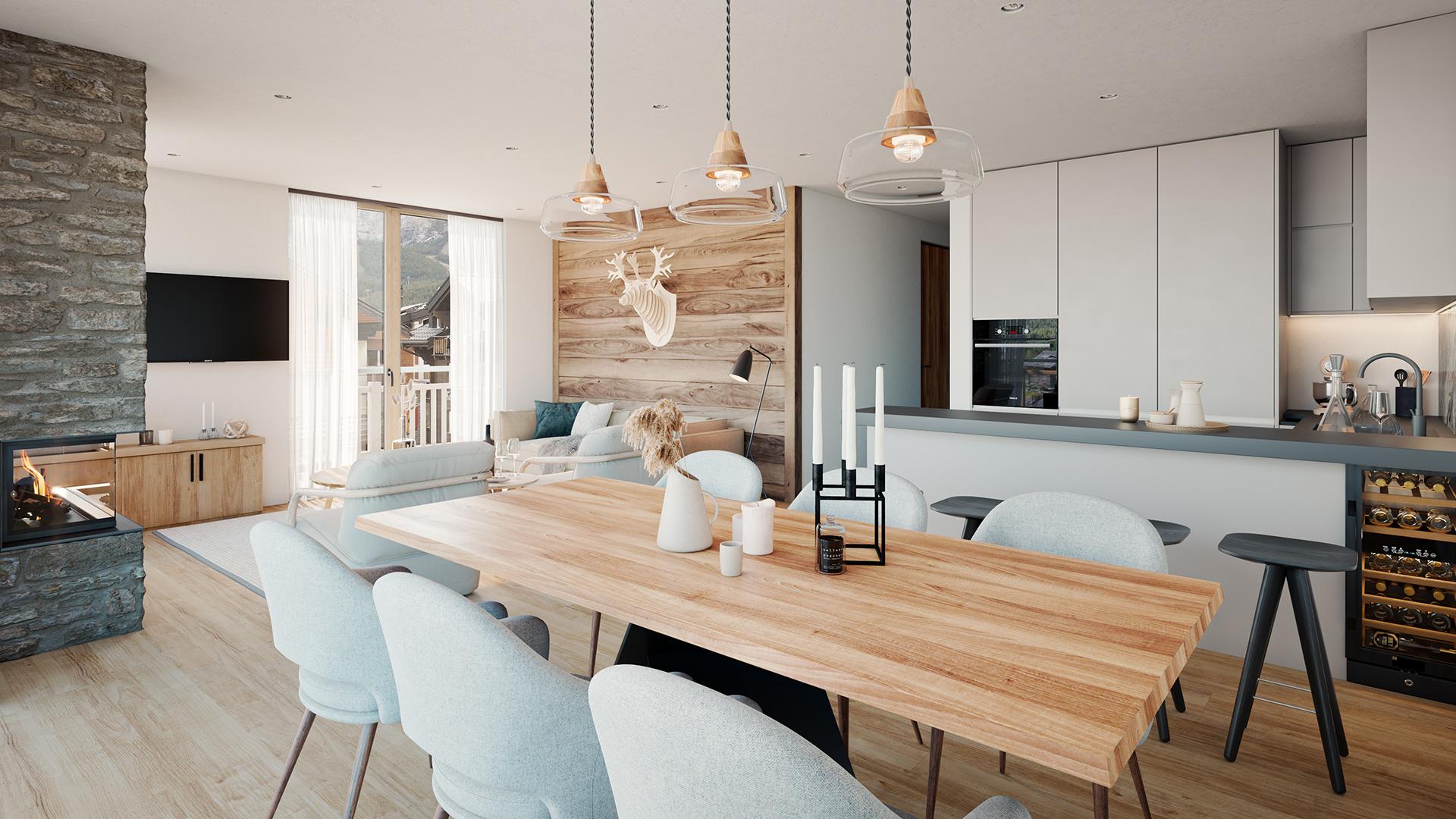 Haus Albit Apartments, Switzerland