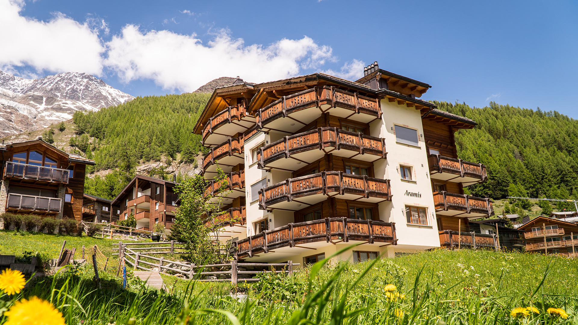 Chalet Aramis 3.1 Apartments, Switzerland