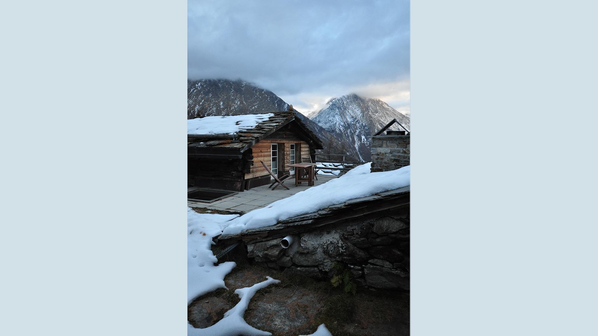 Chalet Castellino del Sole Chalet, Switzerland