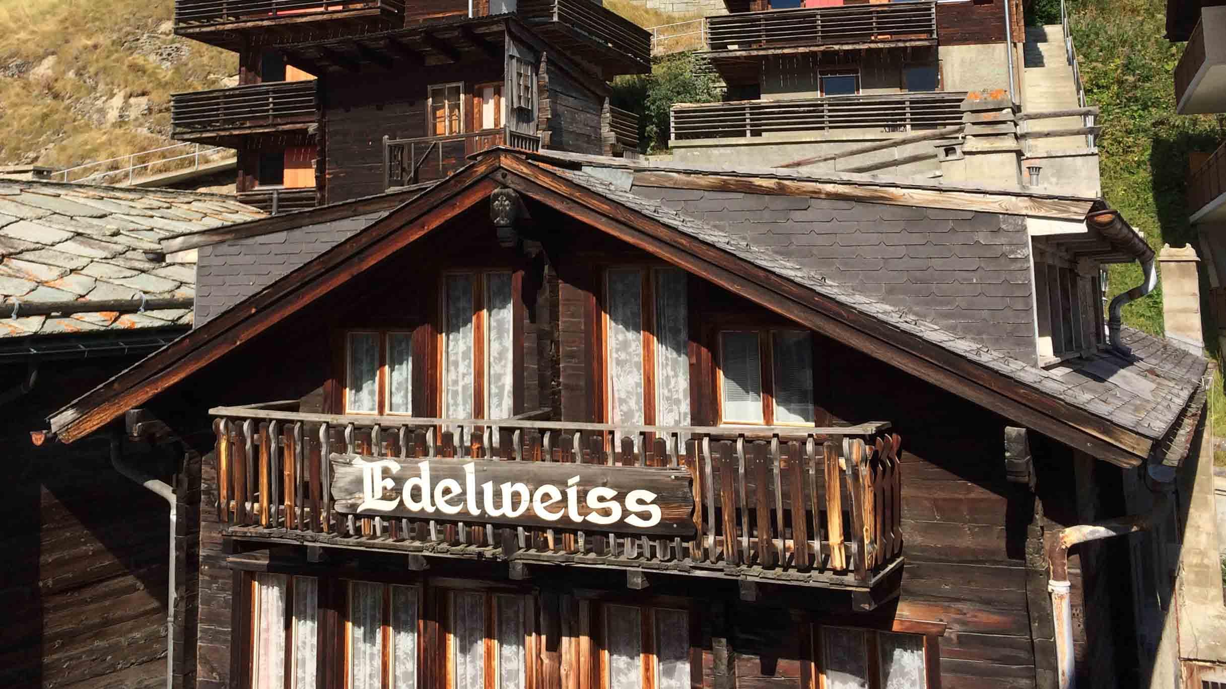 Chalet Edelweiss Chalet, Switzerland
