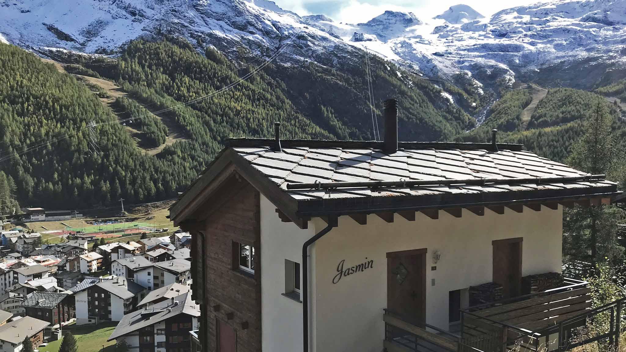 Chalet Jasmin Chalet, Switzerland