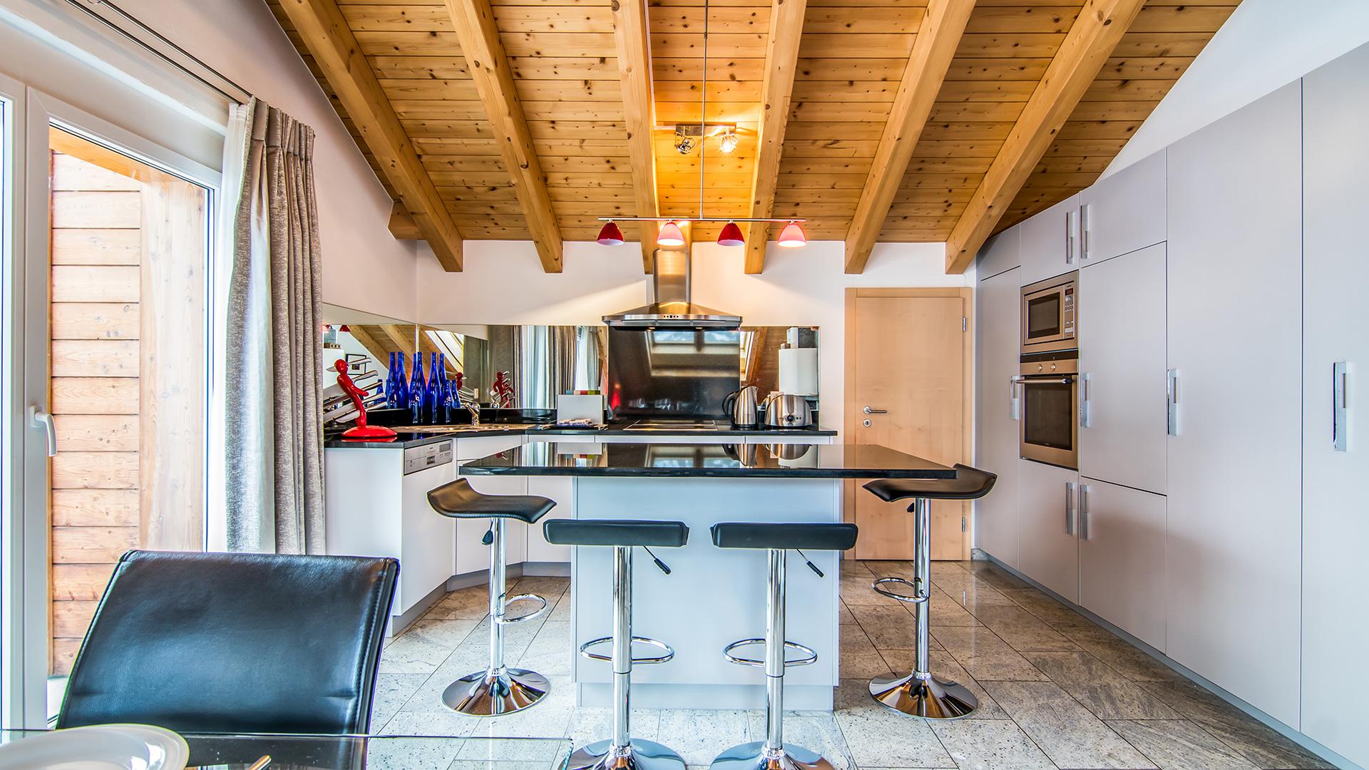 Haus Cornelia Penthouse Apartments, Switzerland