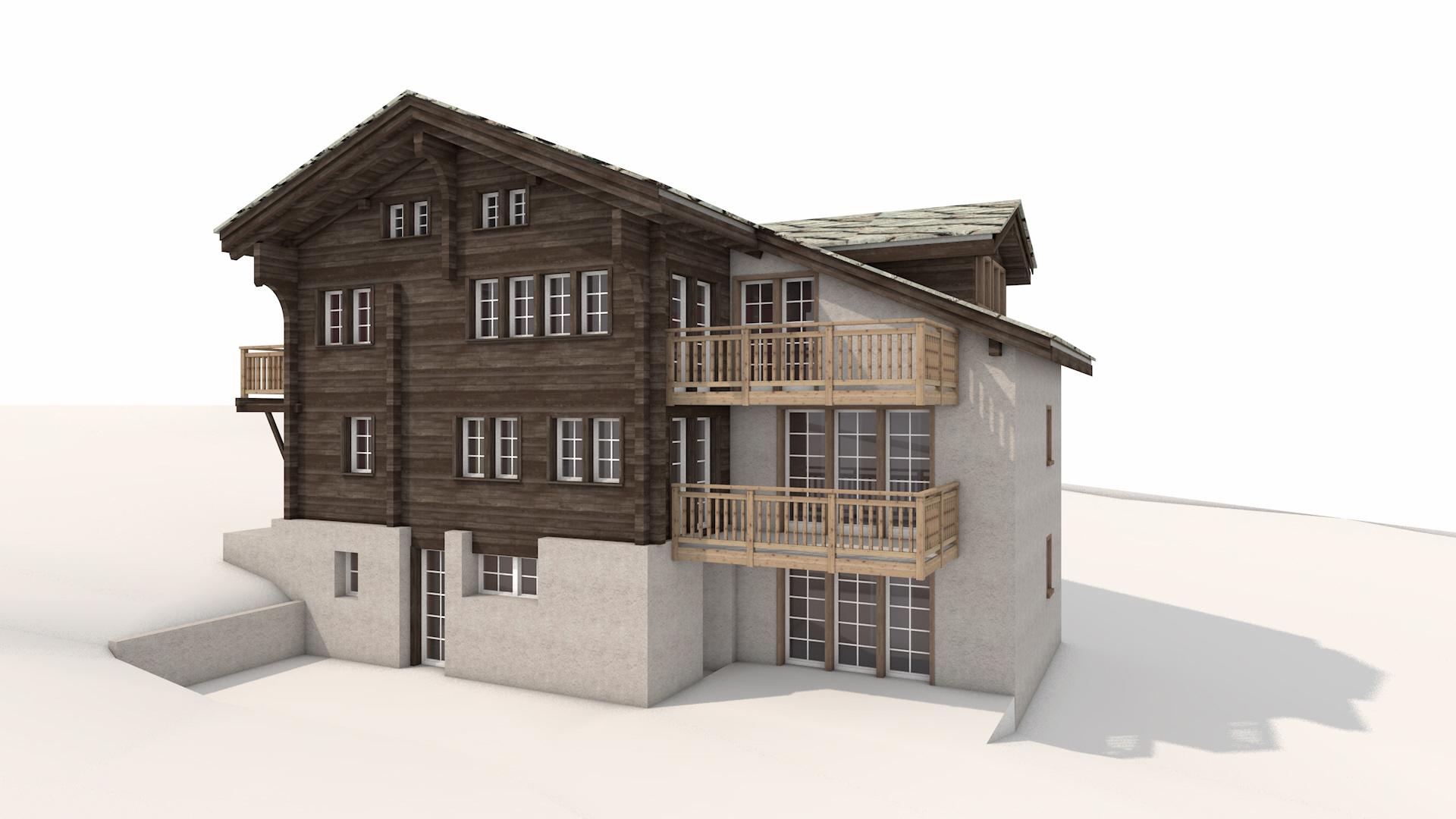 Haus Andrea Chalet, Switzerland
