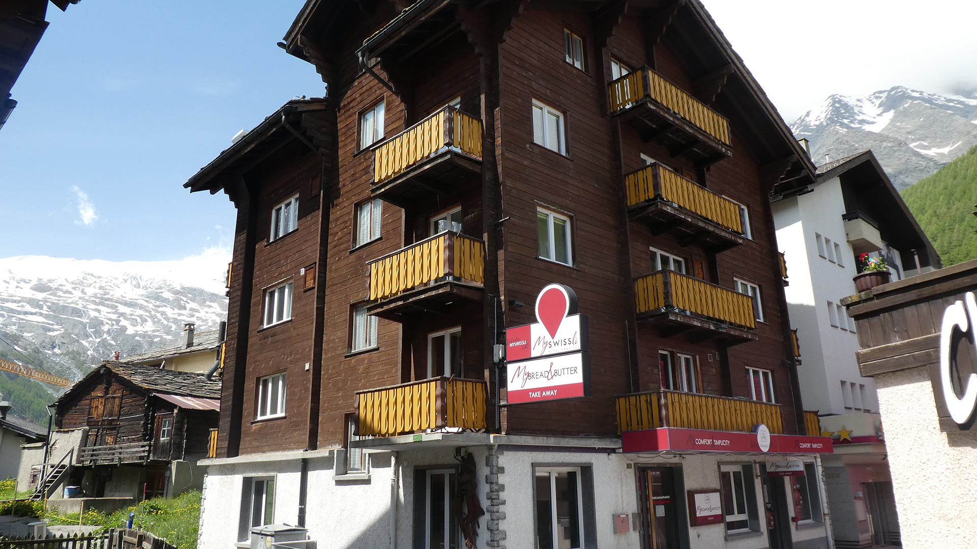 Hotel Bergheimat Hotel, Switzerland