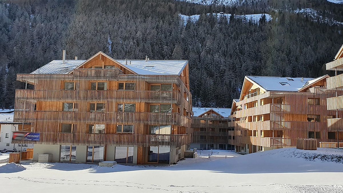 Saas Valley Apartments, Switzerland