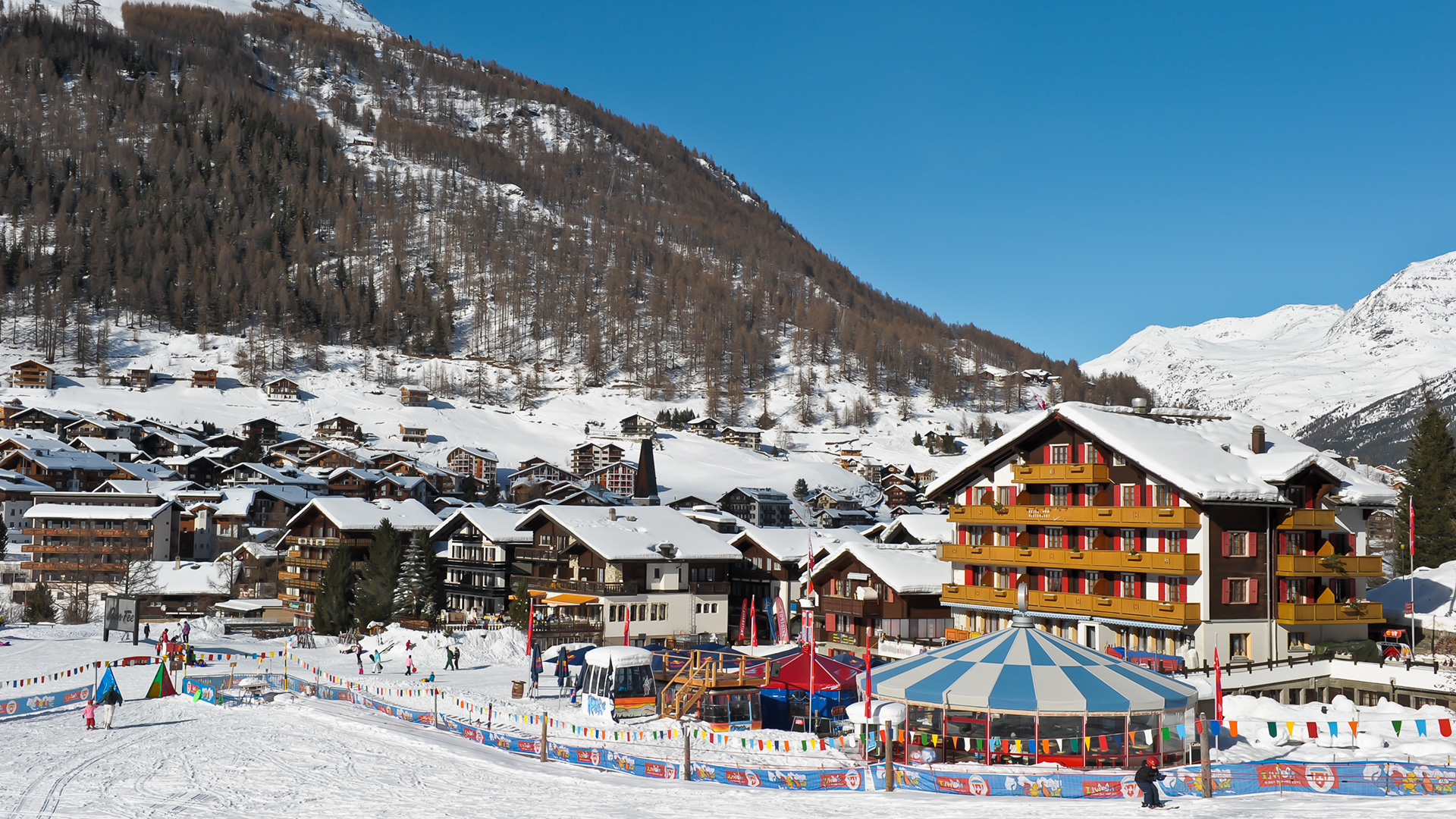 Nordic (Saastal Village) Apartments, Switzerland