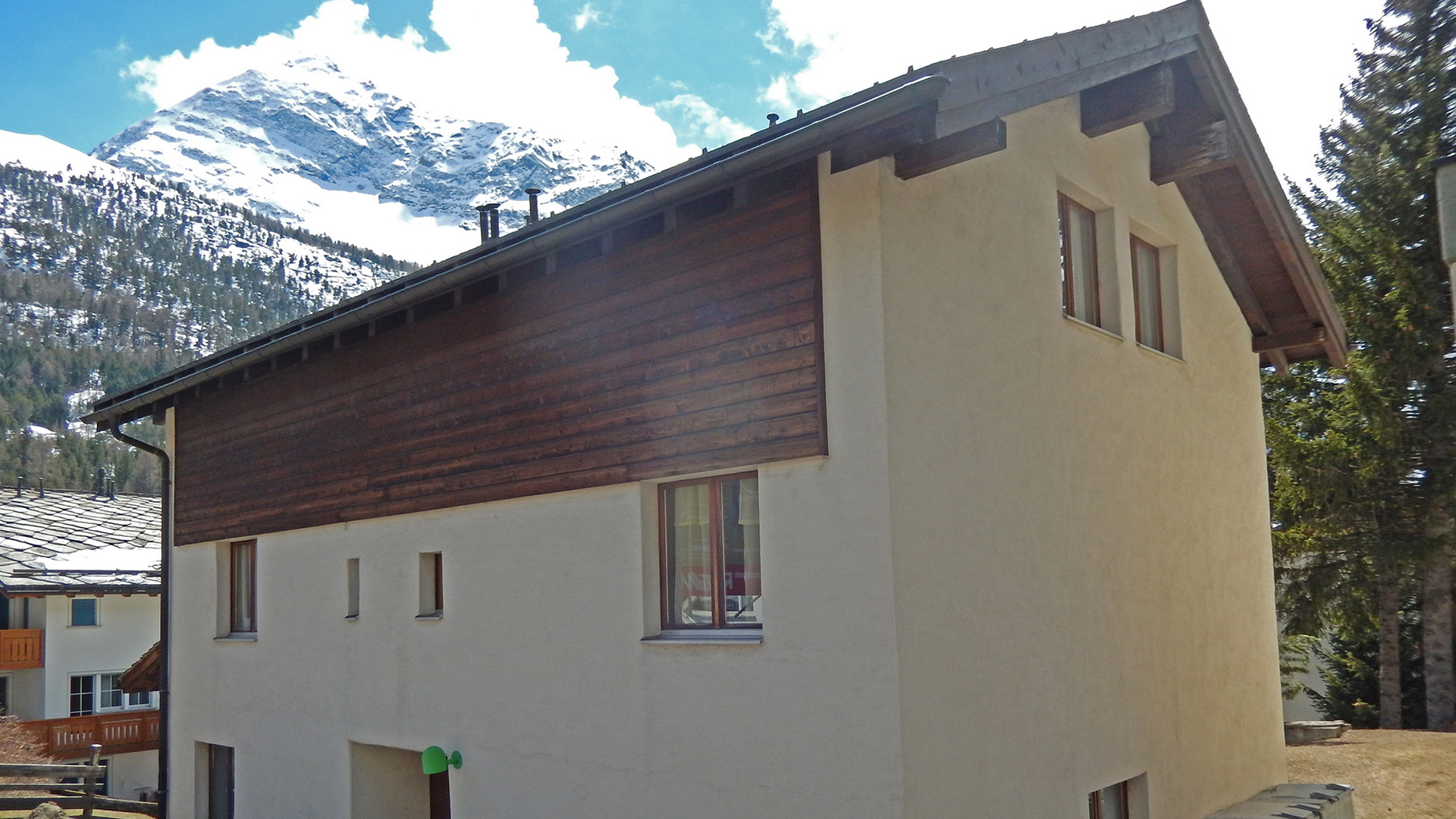 The Villa Chalet, Switzerland