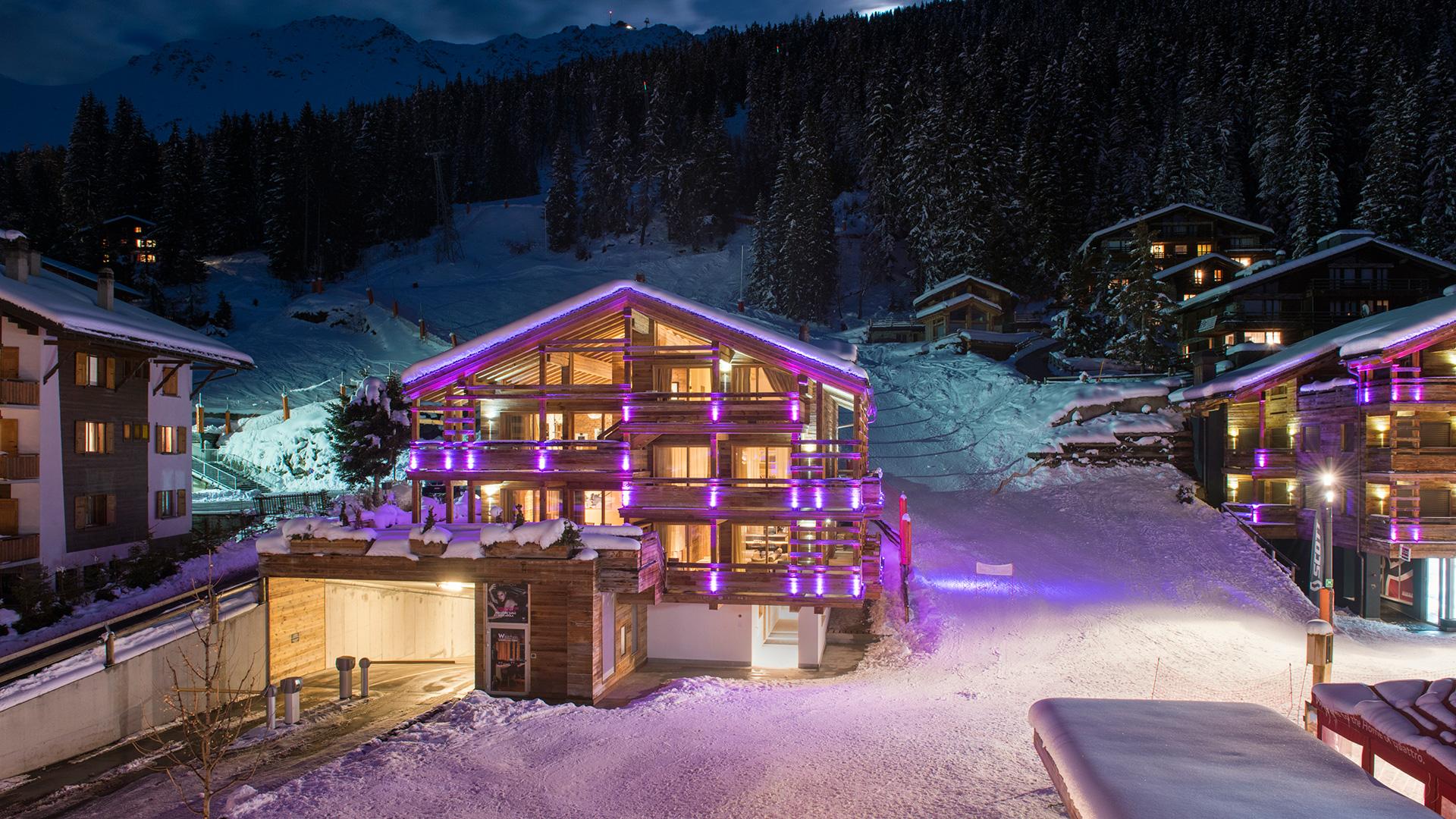 Agate Apartments, Switzerland