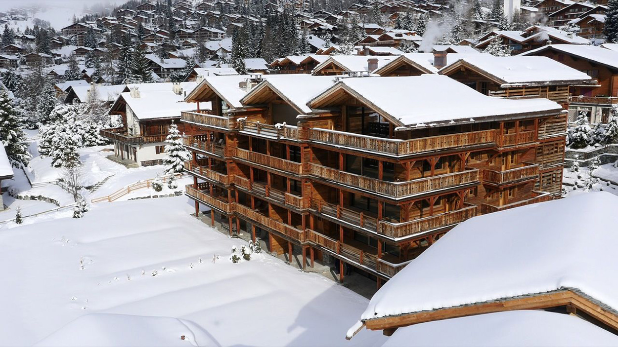 Alex 412 Apartments, Switzerland