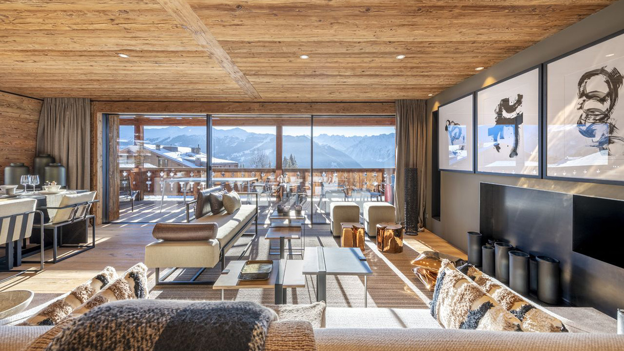 Chalet Alex Apartments, Switzerland