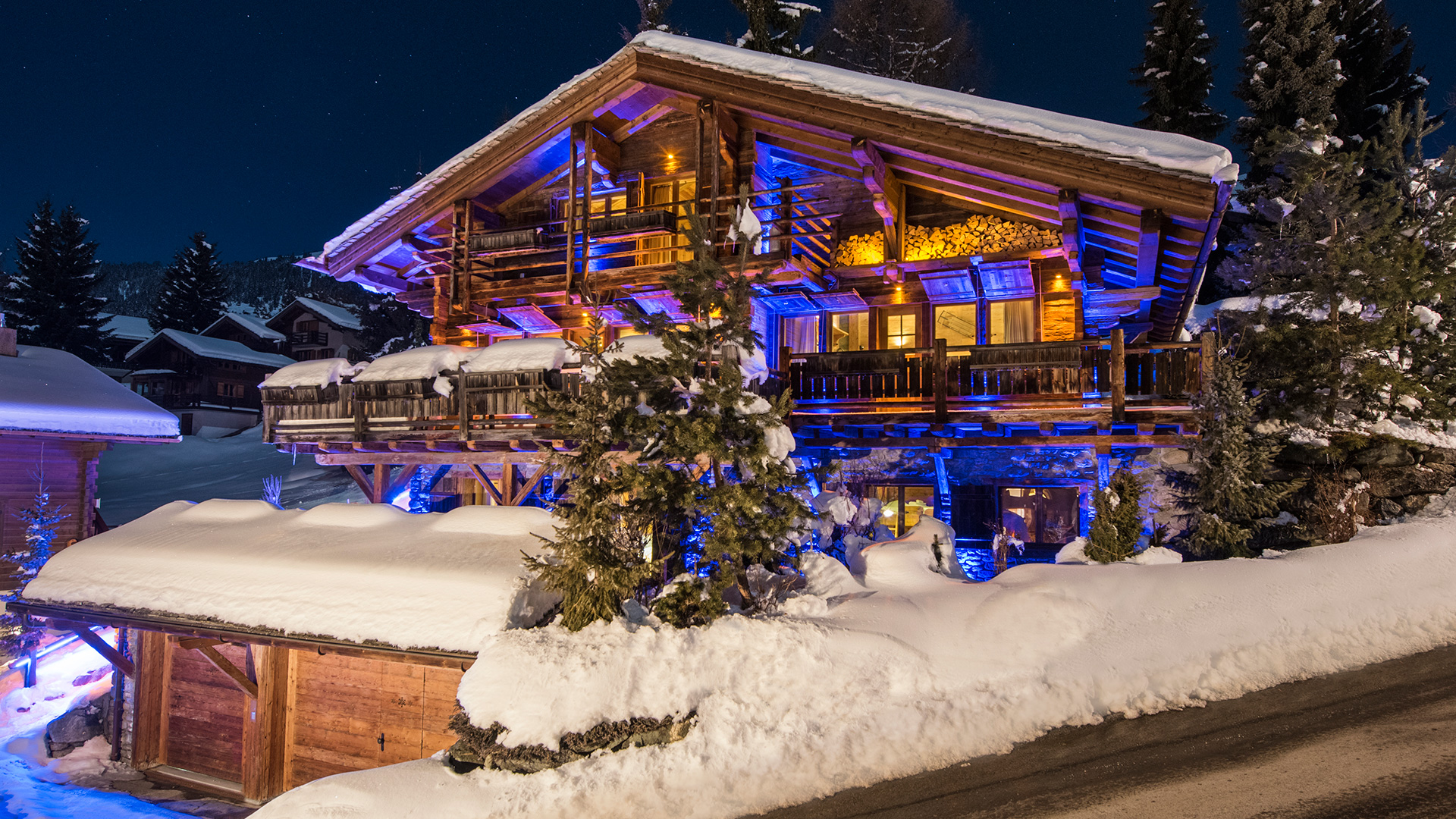Chalet Flocons Chalet, Switzerland
