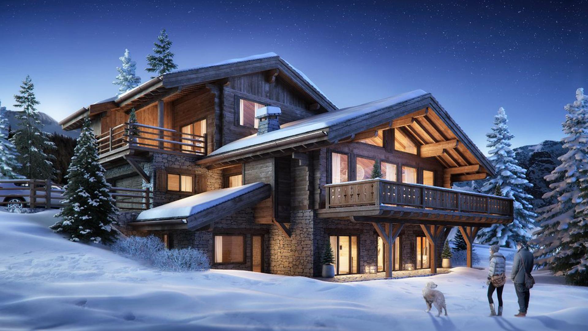 Chalet Foulon Chalet, Switzerland