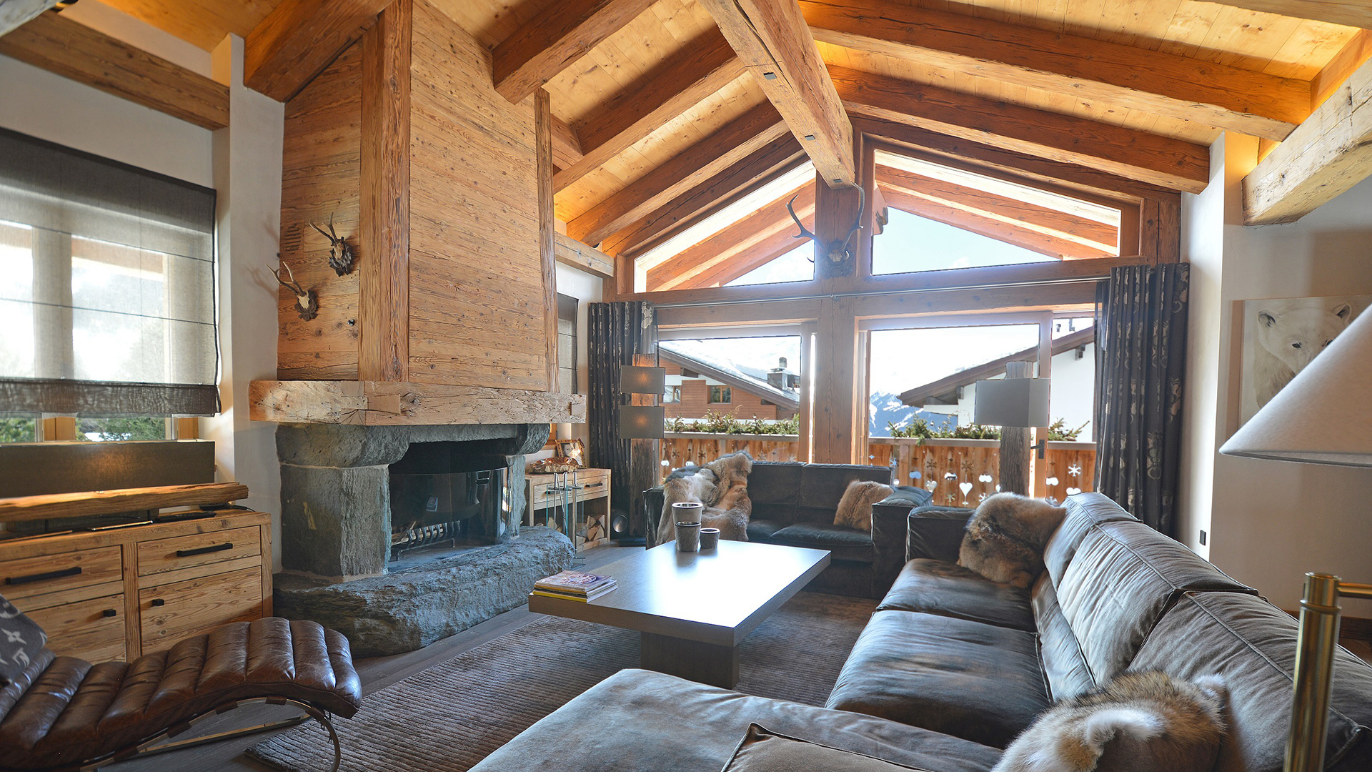 Chalet Shatoosh Chalet, Switzerland