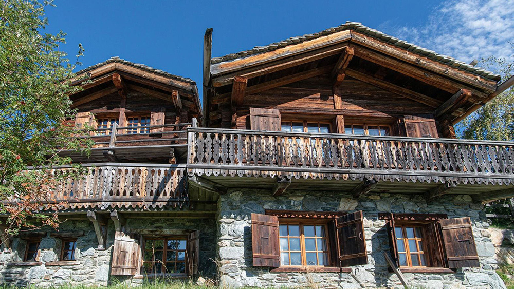 Chalet Treetops Chalet, Switzerland