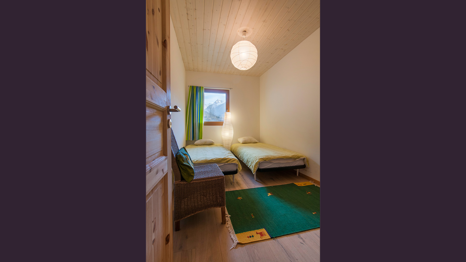 Choucas Apartments, Switzerland