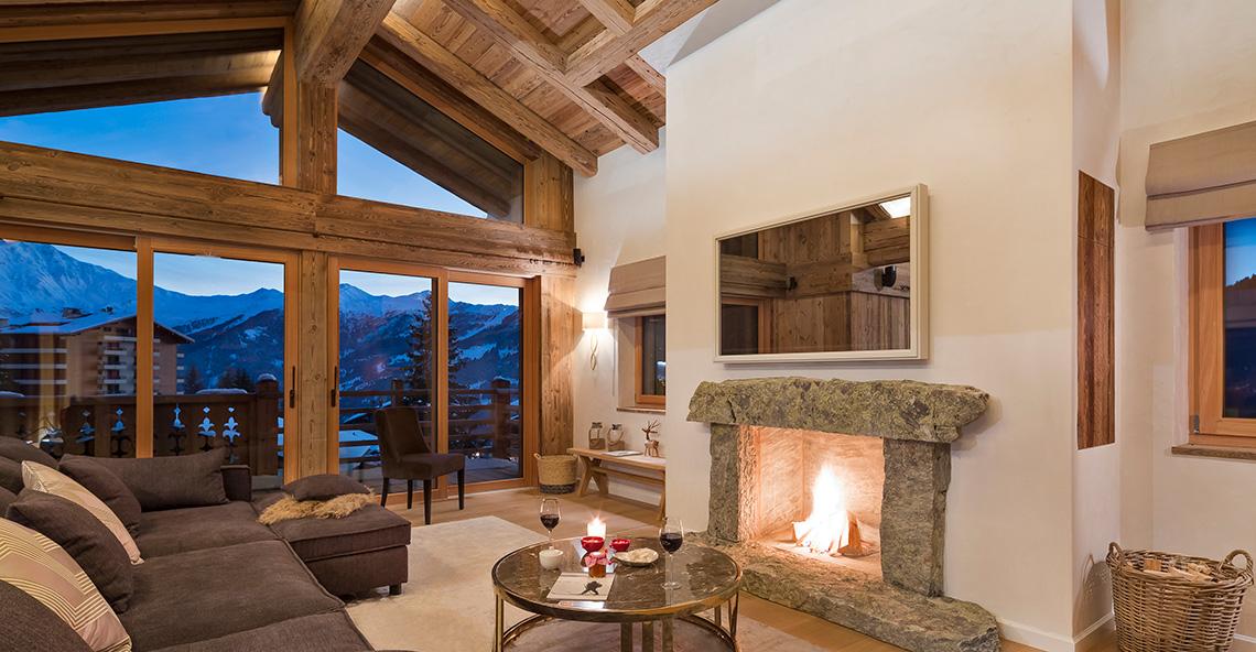 Cordelette Penthouse Apartments, Switzerland