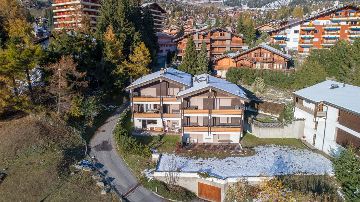 Verte Montagne 16 Apartments, Switzerland