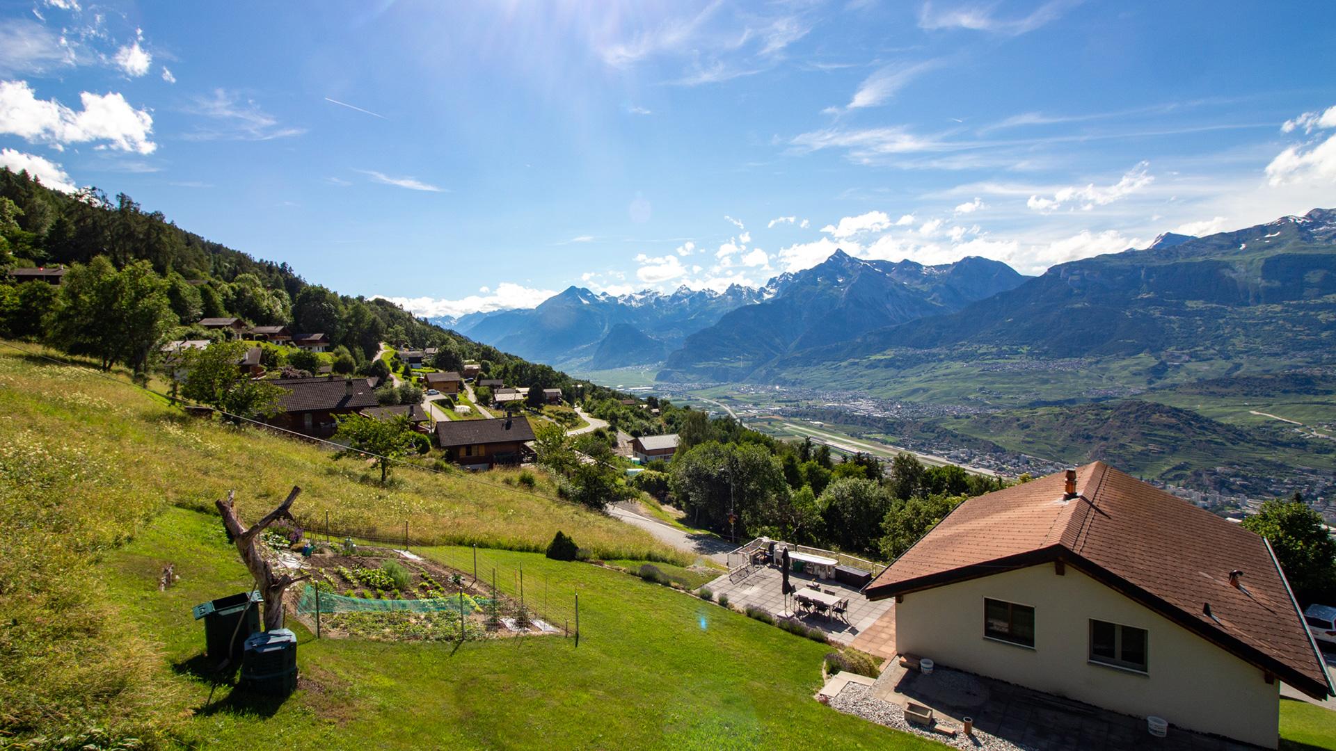 Chalet Bellevue Chalet, Switzerland