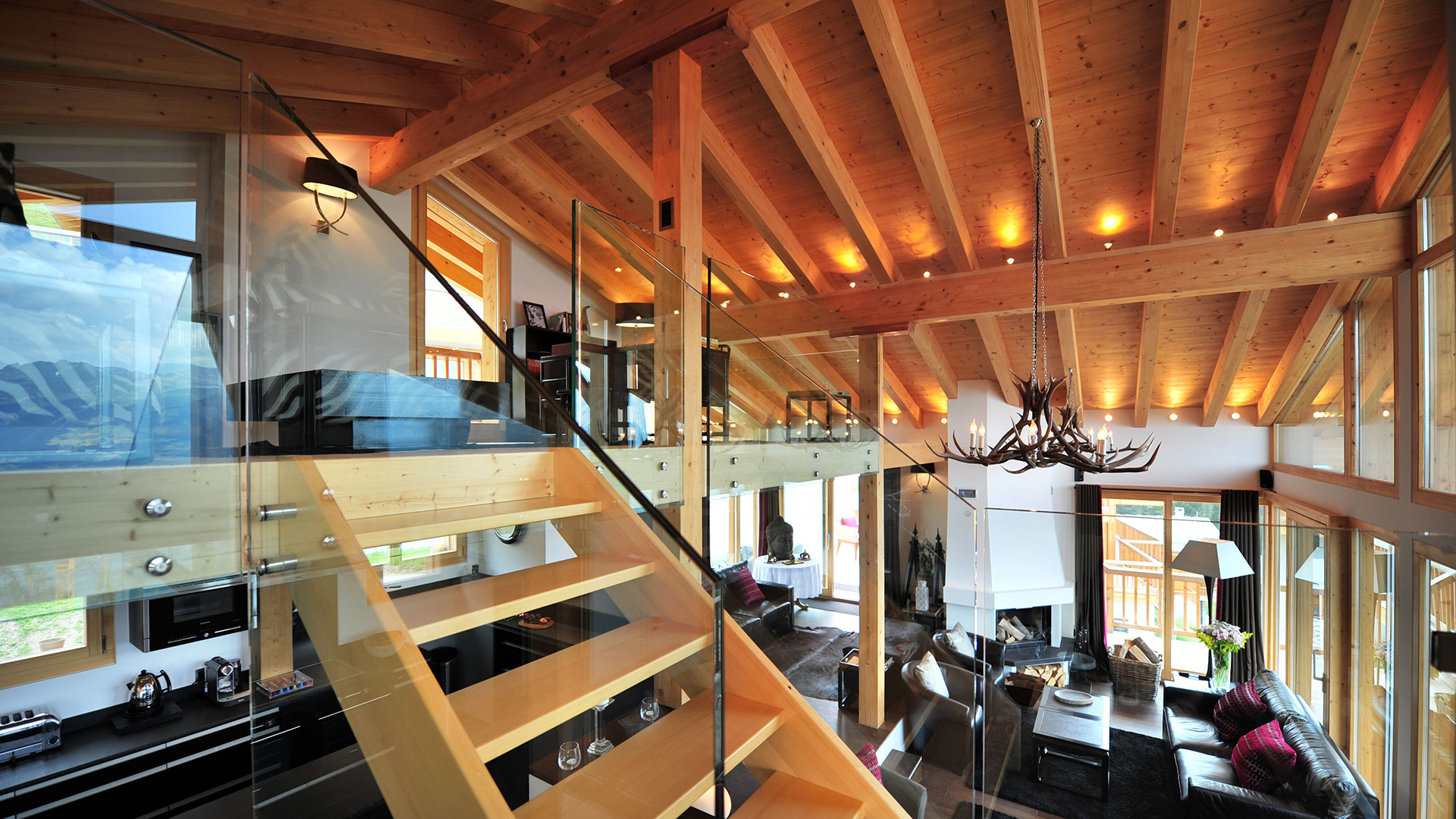 Chalet Endymion Apartments, Switzerland