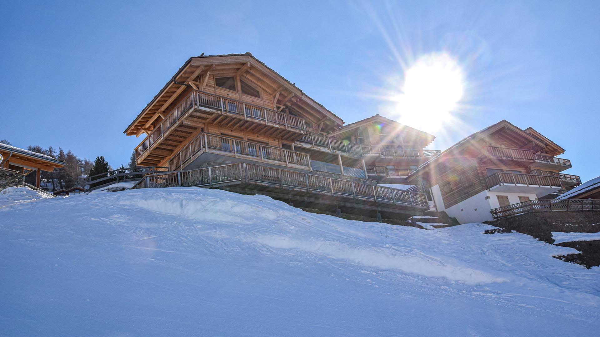 Chalet Helena Chalet, Switzerland