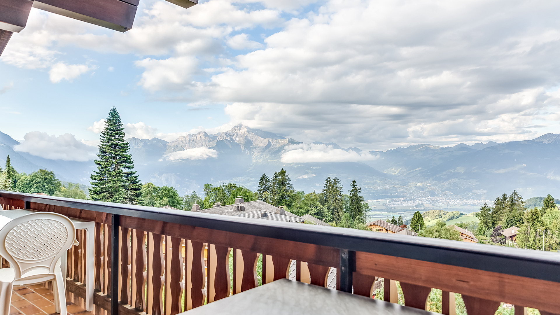 Brevent 13 Apartments, Switzerland