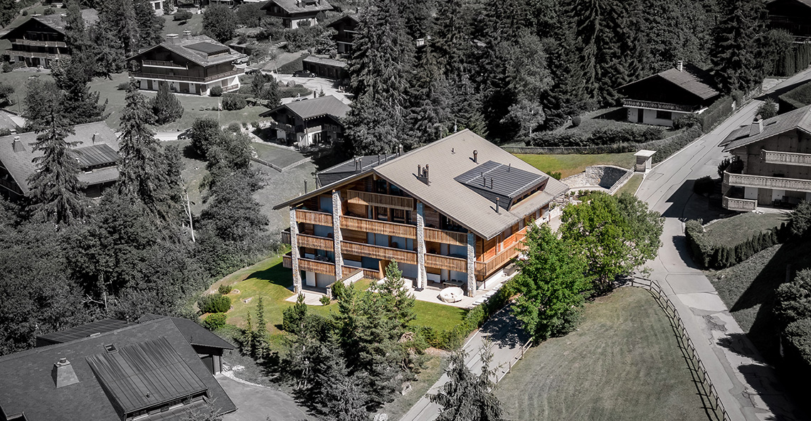 Chalet La Perle 3 Apartments, Switzerland