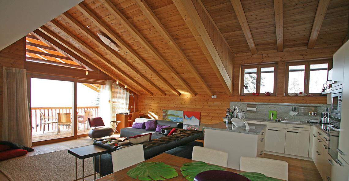 Chalet La Perle 7 Apartments, Switzerland