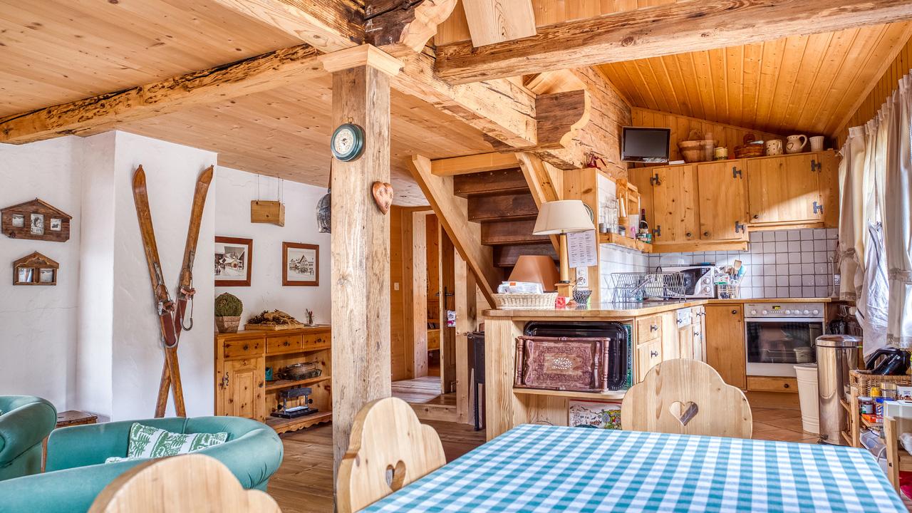 Chalet Mesanges Chalet, Switzerland