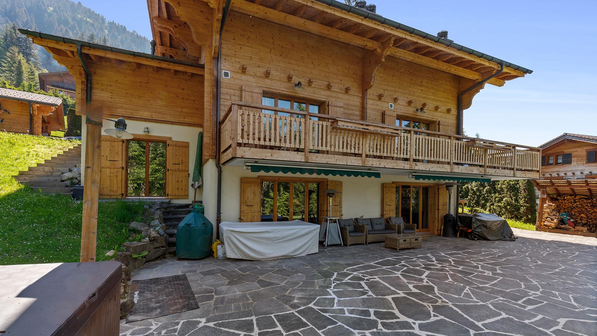 Chalet Meyney Chalet, Switzerland