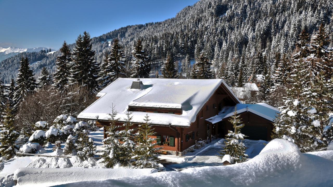Chalet Trefles Chalet, Switzerland
