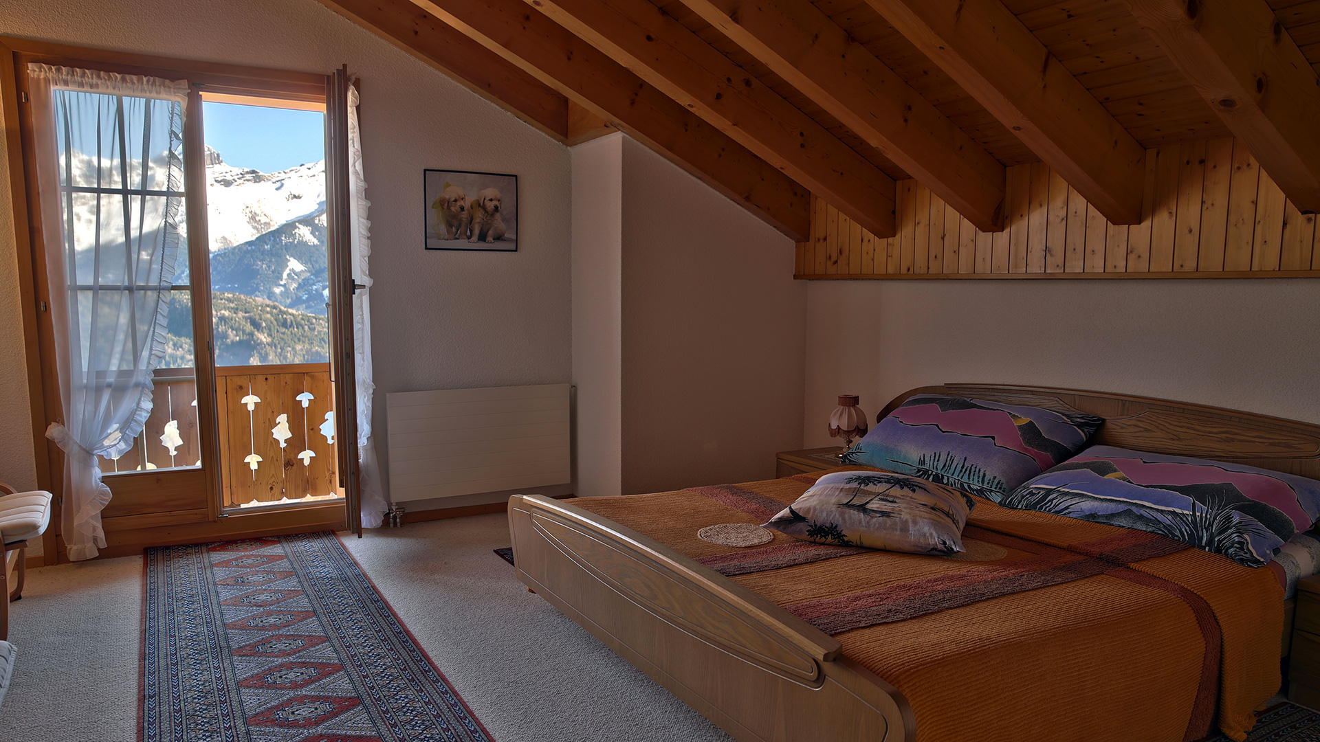 Chaperon Rouge B11 Apartments, Switzerland