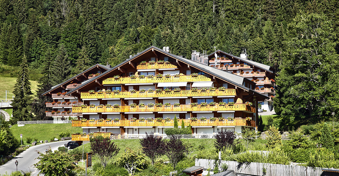 Cristal 43 Apartments, Switzerland